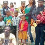 Police Parades Radio Preacher Caught With 12 Stolen Children in Delta
