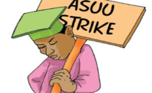 ASUU Commences Nationwide Strike On 16th November