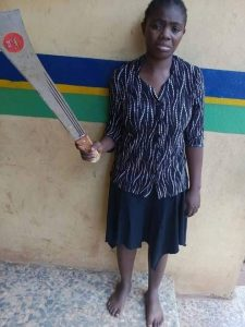 [GRAPHIC PHOTOS]: See How Woman Butchered Her Husband In Ogun For Planning To Take Second Wife
