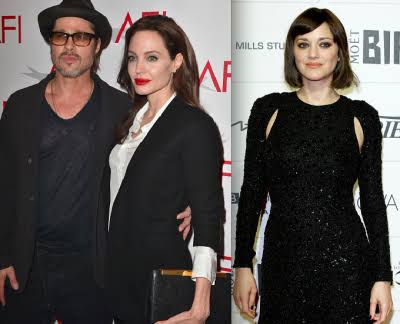 Mystery Woman Behind Angelina And Brad Pitt Split Finally Speaks; Says She's Pregnant For Actor