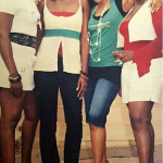 Nah! Epic Throwback Of Ini Edo, Genevieve Nnaji, Rita Dominic & Uche Jombo