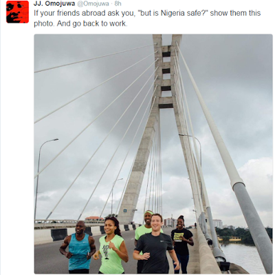 War Of The Words Between Nigerians And Kenyans Over Mark Zuckerberg's Visit