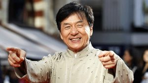Jackie Chan Receives Honorary Oscar