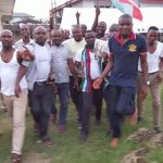Youths Celebrate In Uyo Over Buhari's Appointment Of Umana As Oil & Gas Zone MD