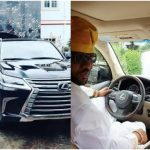 E-money Splashes N40million On 2017 Lexus LX 570 (see Photos)