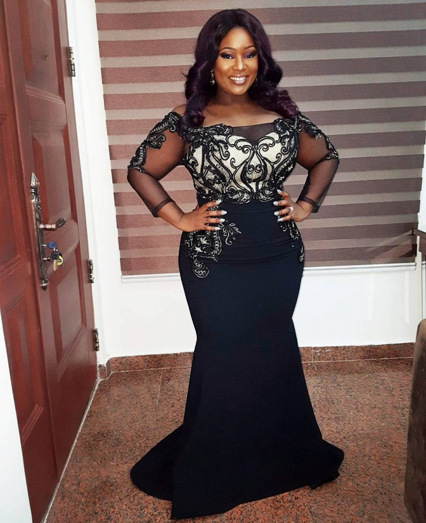Toolz Steps Out With Her Daring Curves At A Lagos Event [PICS]
