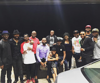 Top Nigerian Music Stars Hook Up In Houston For One Africa Music Fest