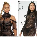 It's Beyonce VS Nicki Minaj At The Tidal Event