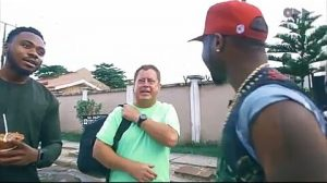 Wow! The Moment Davido Meets His Old Teacher [VIDEO]