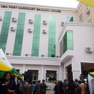 [PHOTOS]: Wike Commissions Ultra Modern NBA House In Port Harcourt