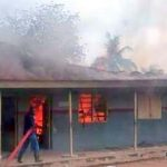 Secondary School Students Set Classroom Ablaze In Oyo Over Mass Failure