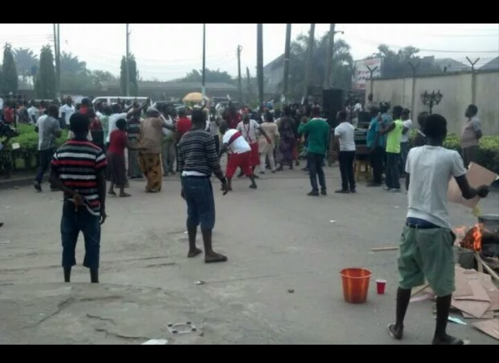 Lagos Cultists