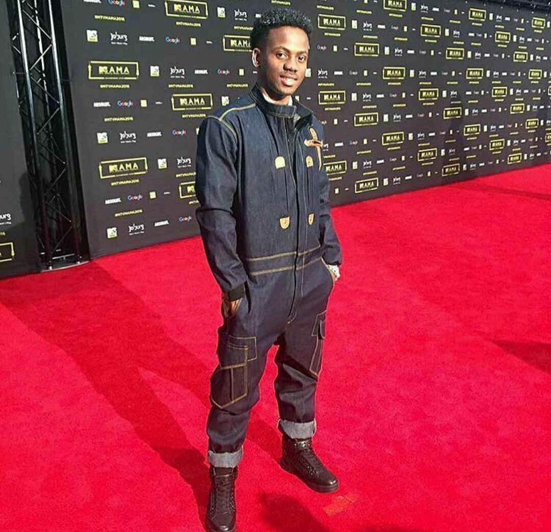 Korede Bello's outfit at MTV MAMAs