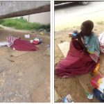 Pathetic Story Of Musa Who Lives Under A Bridge In Lagos, Waiting To Die