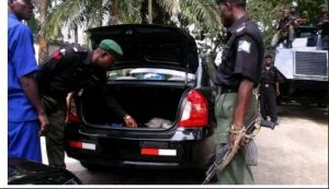 Any Policeman Checking Vehicle Particulars Is On Illegal Duty – AIG