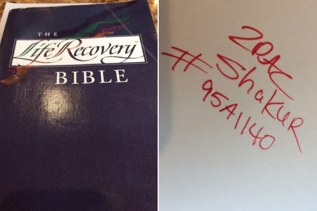 The Bible Tupac Shakur Read While In Prison Is Up For Sale For $54,000