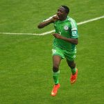 Pandemonium In Abuja As Policeman Threatens To Shoot Super Eagles' Players