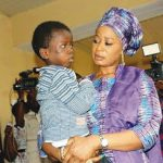 Ogun State First Lady Sponsors Chained Boy's Education
