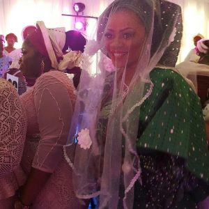 [PHOTOS]: Celebrities Gather As Femi Adebayo Ties Knot Again