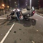 Drunk Nigerian Guy And Girlfriend Crash To Death In Malaysia