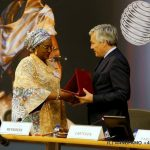 Aisha Buhari Dedicates Award To Nigerian Soldiers