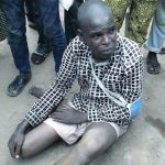 [PICTURED]: Man Nabbed With Two Bags Of Rice He Bought With Fake Money