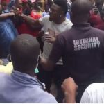 Obafemi Martins Mobbed By Fans At Eko Atlantic Tower In Lagos