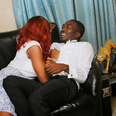 [PHOTOS] Comedian Bovi & Wife Kris Welcome A Baby Boy In The US