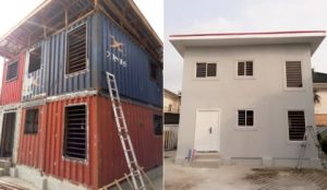 [PHOTOS]: See Houses Built Using Cargo Containers