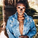 Charly Boy's Daughter, Dewy Oputa Shares Halloween-themed Photos