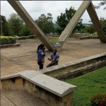 Awesome Sight To Behold As FUNAAB Student Proposes To His Girlfriend Of Years On Motion Ground