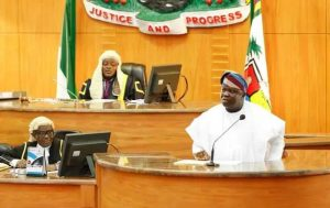 Ambode Presents Biggest State Budget Ever To Lagos Assembly