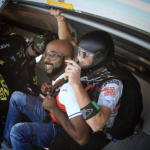 Wow! Banky W Goes Sky Diving In Dubai [PHOTOS]