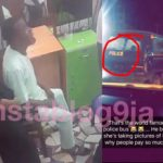 Using Phones While Charging: Nigerian Suffers Severely From Phone Explosion