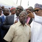 I Need Oshiomhole's Services In Abuja- Buhari