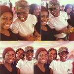 <p><strong>Annie Idibia</strong> And Daughters Goofing Around In New Photo</p>