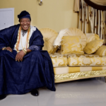 King Sunny Ade Looks Dapper Ahead Of Celebration Concert