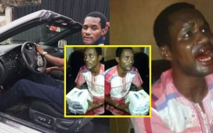 I Steal For A Living, Movie Production Is Just A Cover Up ~ Seun Egbegbe Confesses