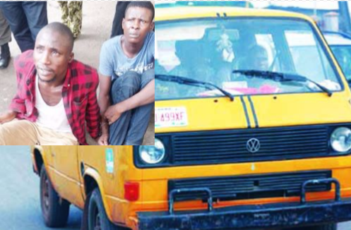 They Are Bus Conductors By Day, Robbers By Night