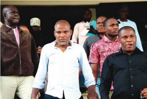 Another Blow For BIAFRA As Court Denies Nnamdi Kanu His Final Bail