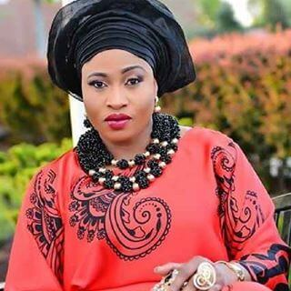 My Child Confronted Me For Smoking In A Movie – Nollywood Actress, Actress Aisha Abimbola