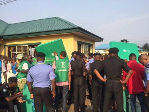 Rivers Rerun:Voting Suspended As Result Sheet Goes Missing In Amaechi's Unit
