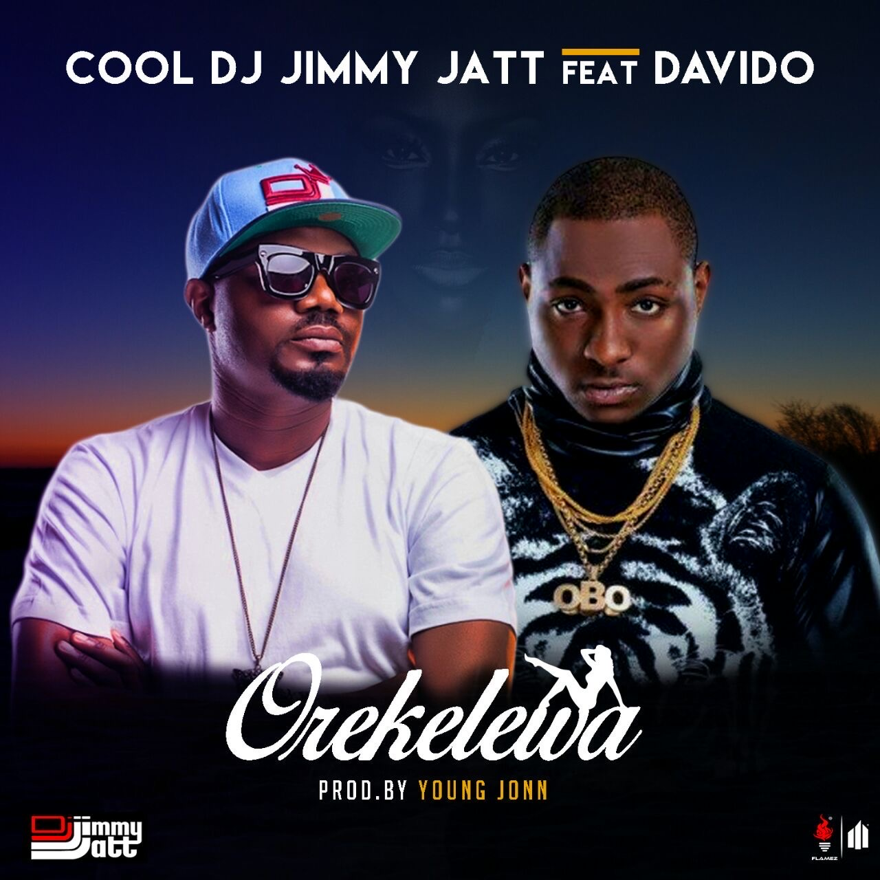 DJ Jimmy Jatt - Orekelewa ft. Davido