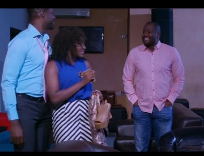 "Desmond Elliot Premieres New Movie, ""Crystal"""