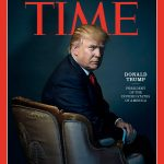 US President-elect Donald Trump, Named TIME Person Of The Year