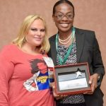 Dora Akunyili's Daughter Wins 2016 Rising Star Award [PHOTOS]