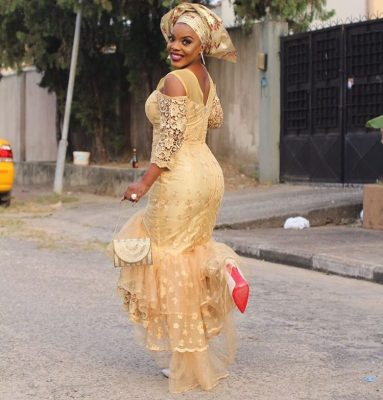 <p><strong>Empress Njamah:</strong> Actress Killing It In Her Owambe Outfit [PHOTOS]</p>