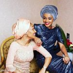 Toyin Aimakhu Pictured With Zahra Buhari