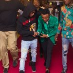 <p>See How Humble Humblesmith Bowed To Greet Wizkid At <strong>#TheHeadies2016</strong></p>