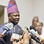 <p><strong>Ibikunle Amosun:</strong> Ogun Governor Says Even Tinubu Can't Finish Him</p>